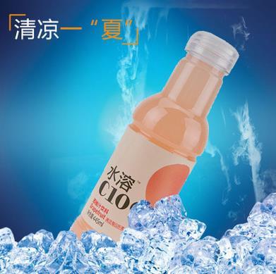 农夫山泉 水溶C100柠檬味复