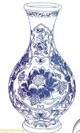 青花瓷福文化